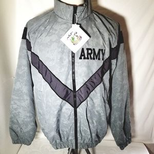 Army Jacket U.S. Military IPFU jacket Medium/ Long